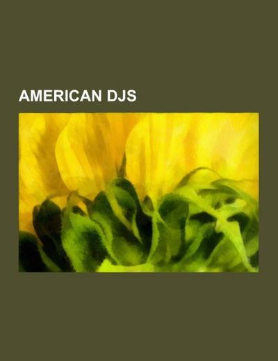 American DJs