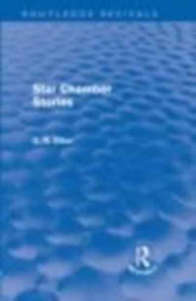 Star Chamber Stories (Routledge Revivals)