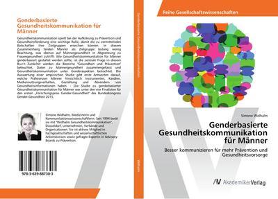 Genderbasierte Gesundheitskommunikation für Männer