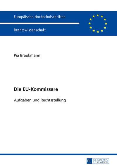 Die EU-Kommissare