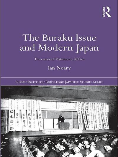 The Buraku Issue and Modern Japan