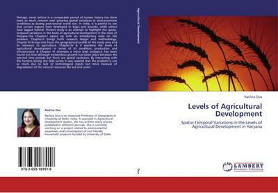 Levels of Agricultural Development