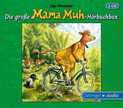 Die große Mama-Muh-Hörbuchbox
