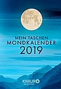 Mein Taschen-Mondkalender 2019