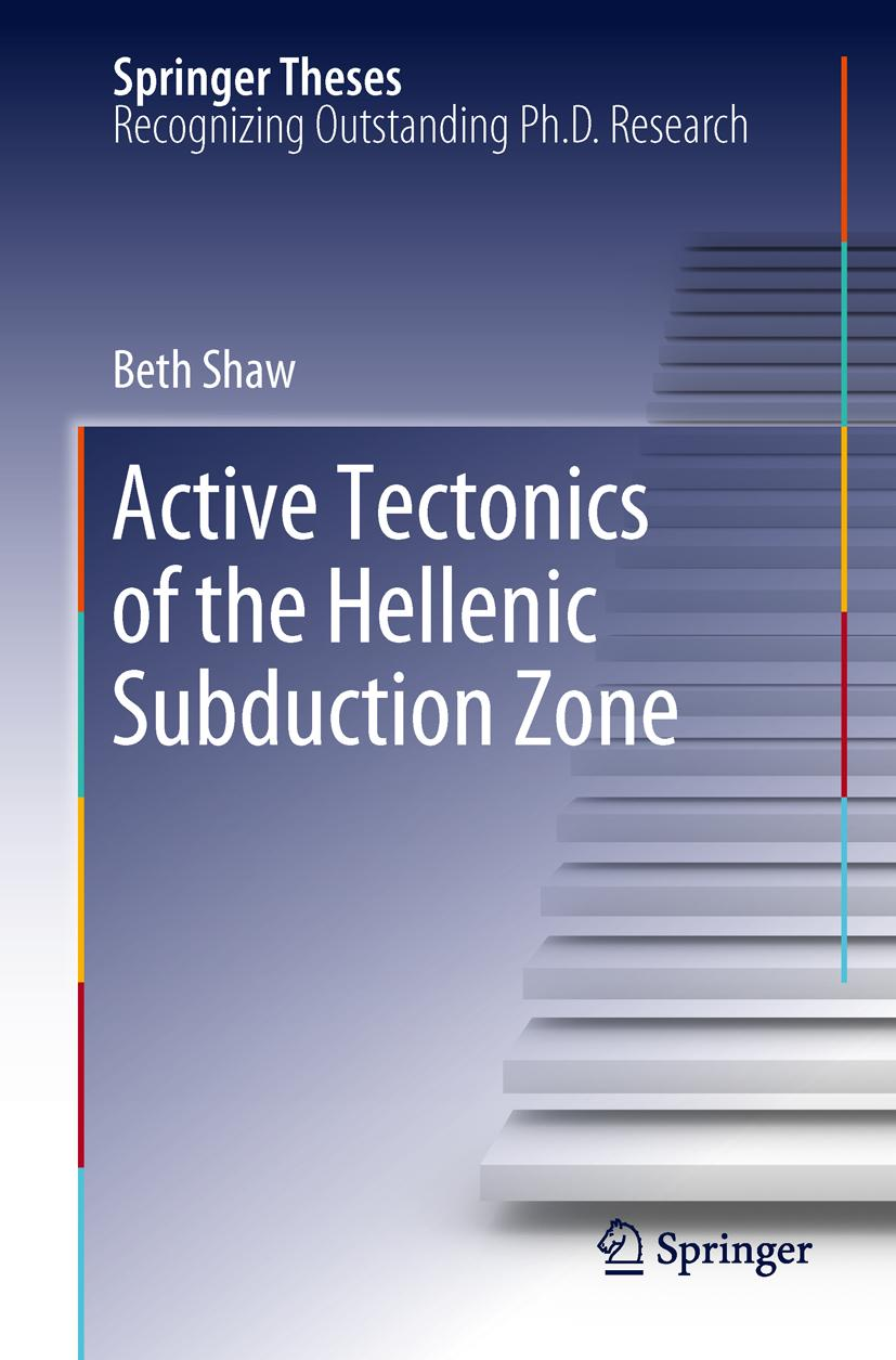 Active Tectonics of the Hellenic Subduction Zone, Beth Shaw