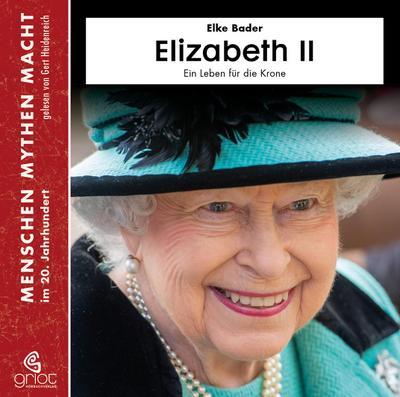 Elizabeth II, 8 Audio-CD