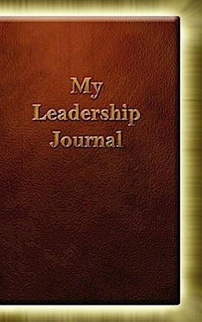 My Leadership Journal