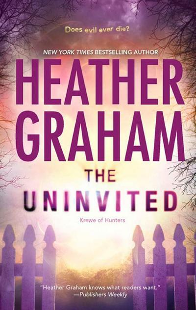 The Uninvited (Krewe of Hunters, Book 8)