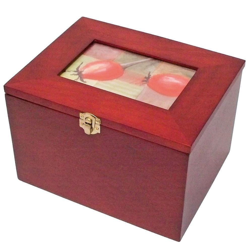 Sammelbox holz f r fotos etc 4025473058705 ebay for Welche deckel sammeln