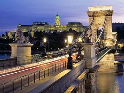 Budapest - 500 Teile (Puzzle)