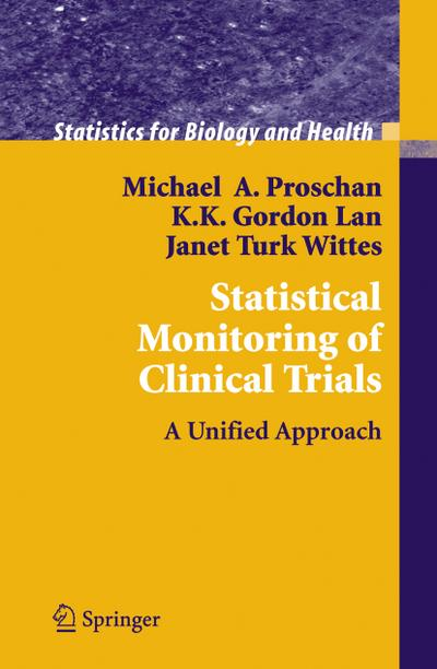Statistical Monitoring of Clinical Trials