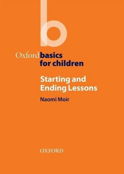 Starting and Ending Lessons