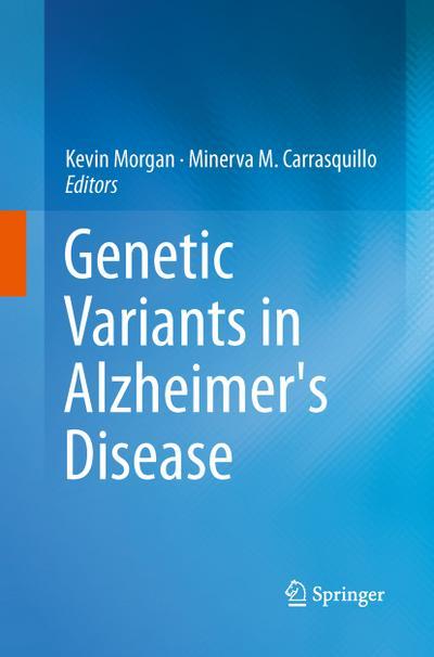 Genetic Variants in Alzheimer's Disease