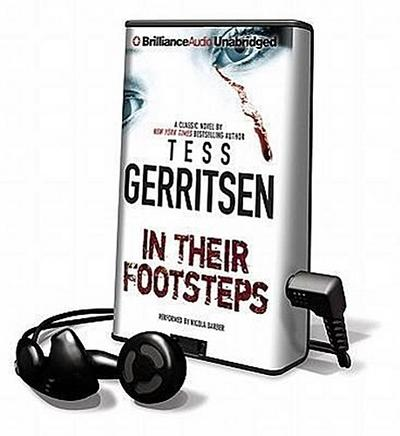 In Their Footsteps [With Earbuds]