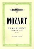 9790014002053 - Wolfgang Amadeus Mozart: Die Zauberflöte KV 620 - Oper in zwei Aufzügen / Klavierauszug - Buch