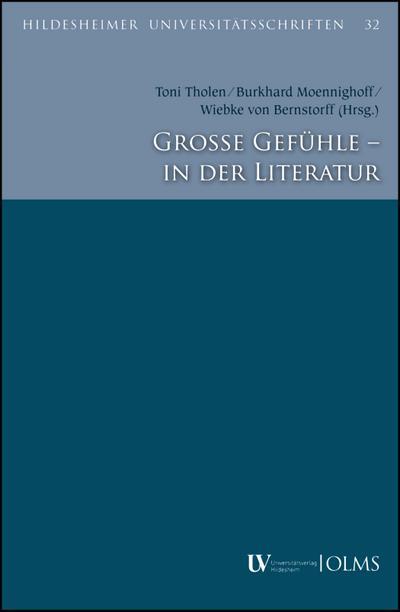 Große Gefühle - in der Literatur