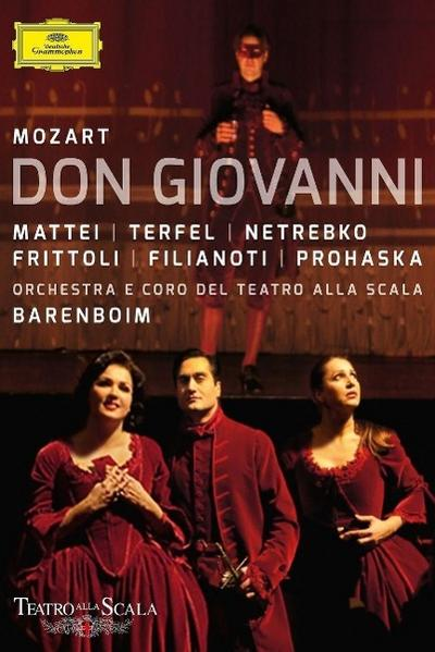 Don Giovanni, 2 DVDs