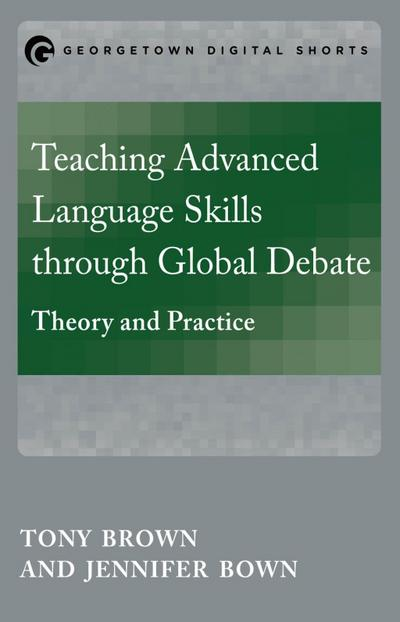 Teaching Advanced Language Skills through Global Debate