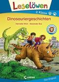 Leselöwen 2. Klasse - Dinosauriergeschichten