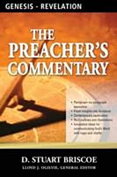 Preacher's Commentary, Complete 35-Volume Set: Genesis - Revelation