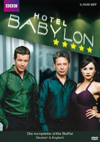 Hotel Babylon - Staffel 3 DVD-Box