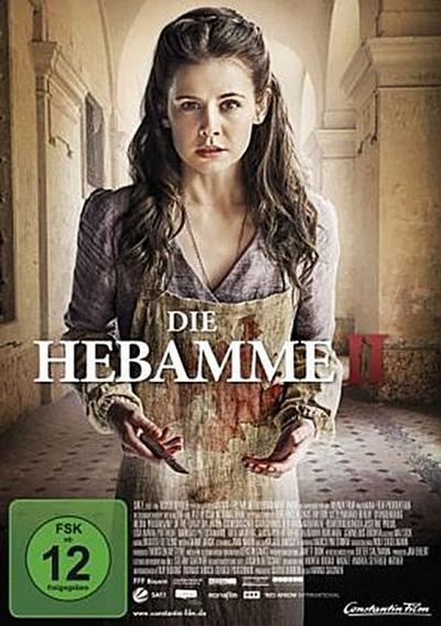 Die Hebamme 2, 1 DVD
