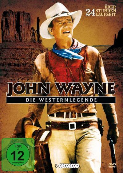 John Wayne - Die Westerlegende