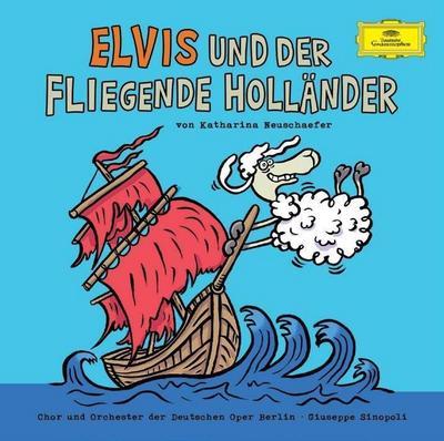 Elvis Und Der Fliegende Holländer