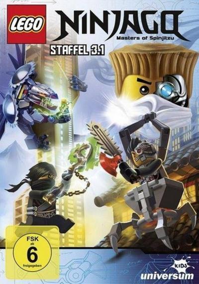 LEGO Ninjago Staffel 3.1