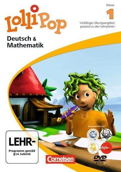 LolliPop Multimedia - Deutsch/Mathematik 1. Schuljahr