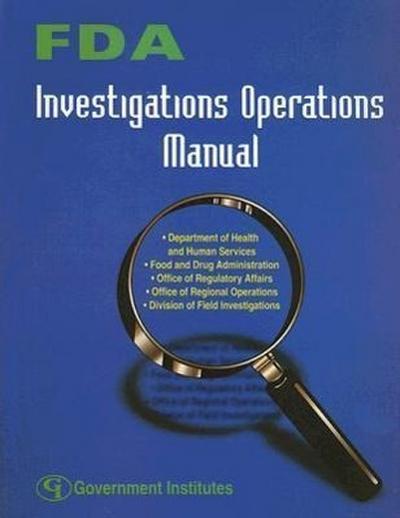 FDA Investigations Operations Manual
