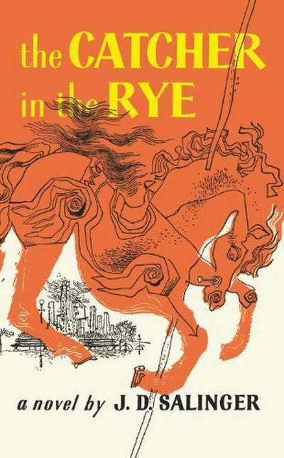 The Catcher in the Rye - Little Brown - Taschenbuch, Englisch, J.D. Salinger, ,