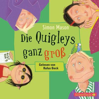 Die Quigleys 02. Die Quigleys ganz groß