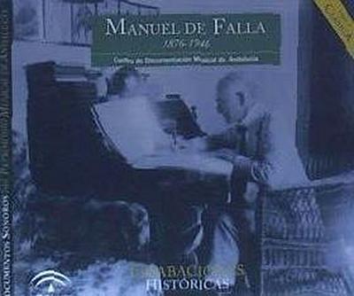 Manuel de Falla Grabaciones históricas