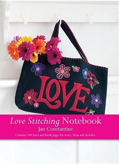 Love Stitching Notebook