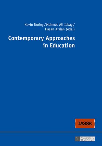 Contemporary Approaches in Education