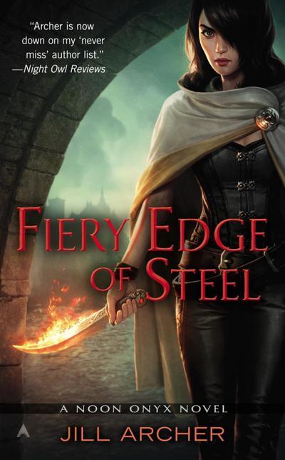 Fiery Edge of Steel