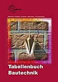 Tabellenbuch Bautechnik: Tabellen, Formeln, Regeln, Bestimmungen
