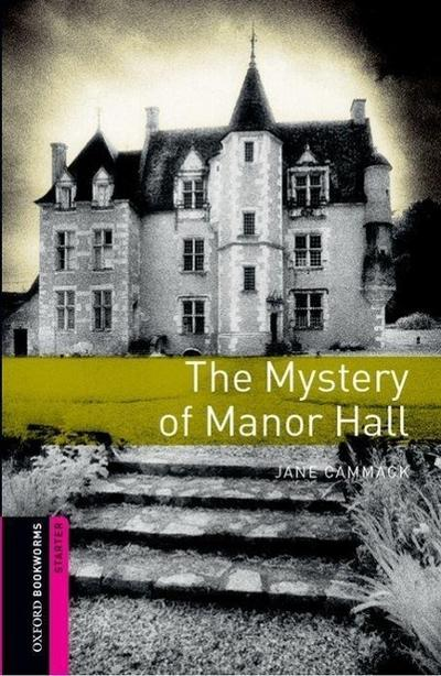 Starter: The Mystery of Manor Hall Audio CD Pack