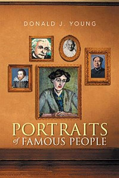 Portraits of Famous People