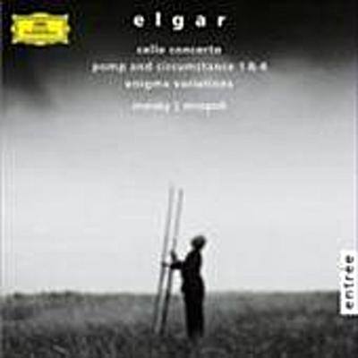 Elgar: Cello Concerto op. 85 · Enigma Variations · Pomp and Circumstance 1 & 4