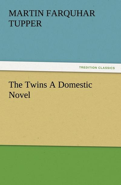 The Twins A Domestic Novel