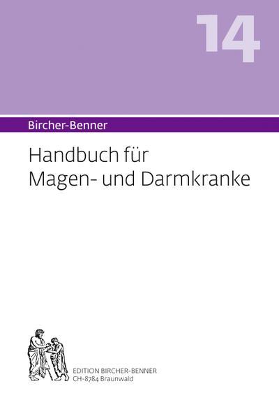 Handbuch für Magen-und Darmkranke (Bircher-Benner)