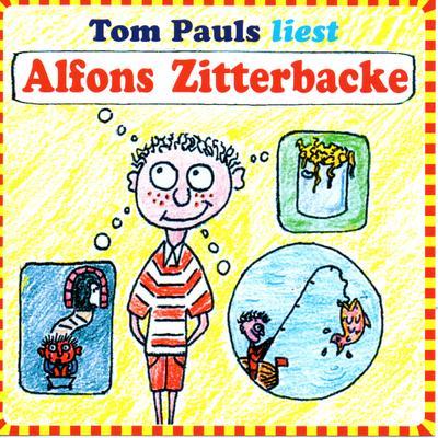 Alfons Zitterbacke, 1 Audio-CD