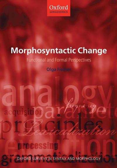 Oxford Surveys in Syntax & Morphology