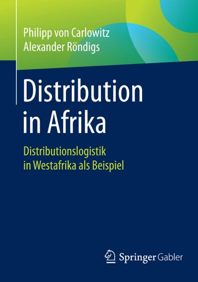 Distribution in Afrika