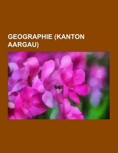 Geographie (Kanton Aargau)