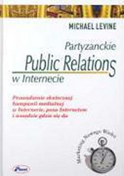 Partyzanckie Public Relations w Internecie