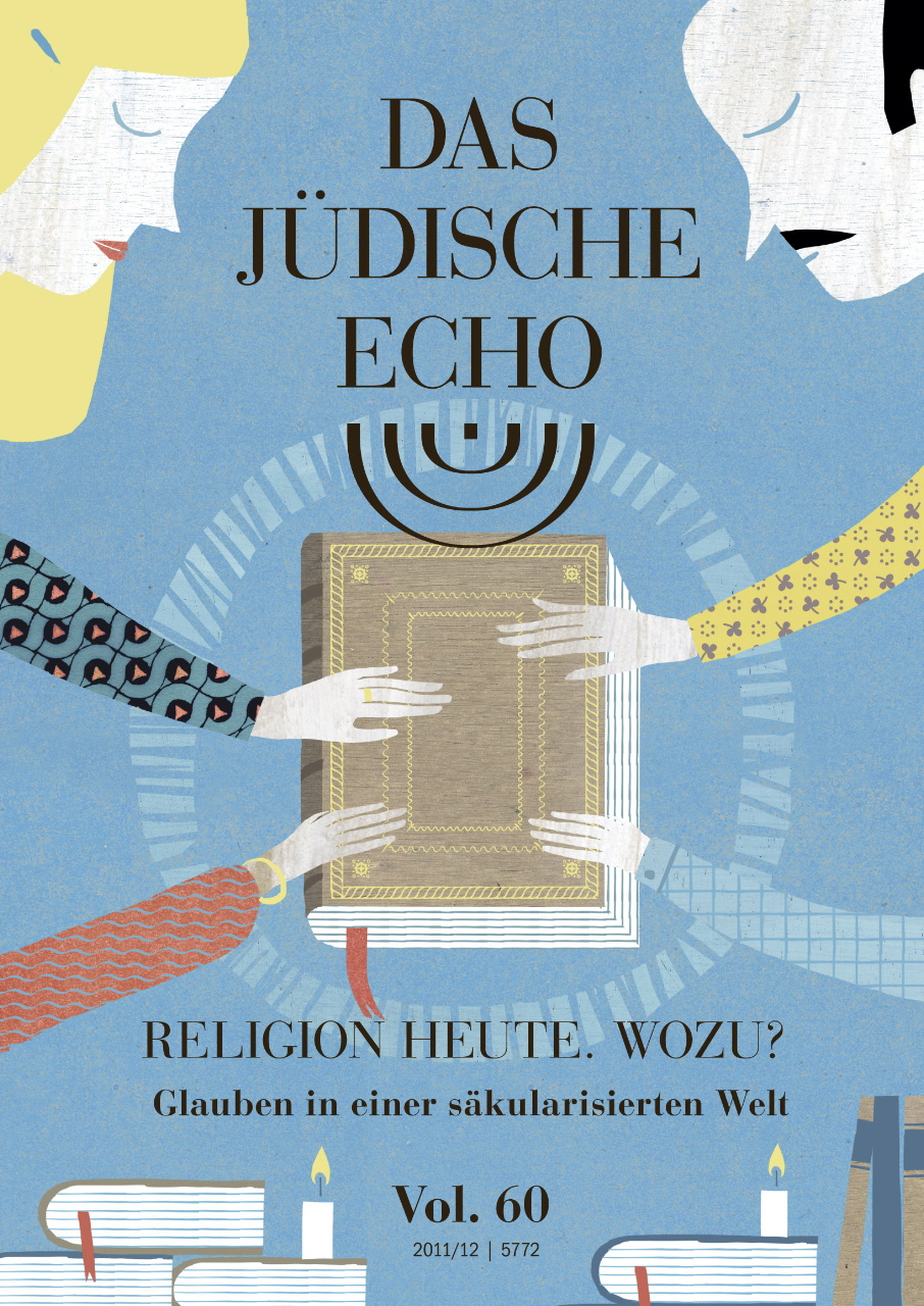 Das Jüdisches Echo 2011/12
