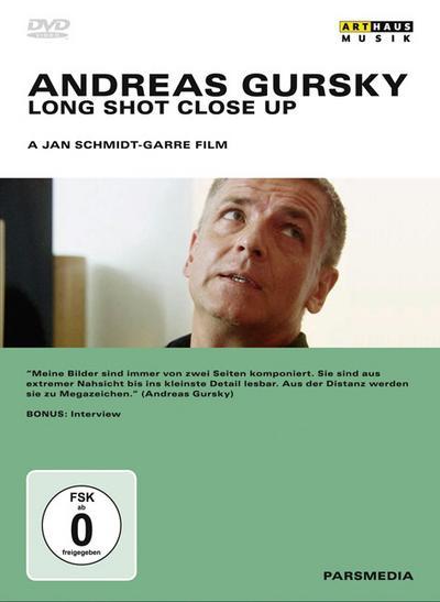 Andreas Gursky - Long Shot Close Up, 1 DVD